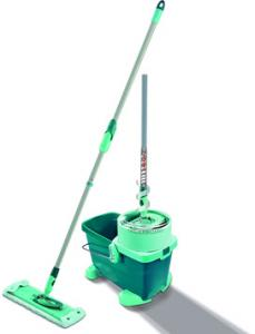 Leifheit Vloerwisser Set Clean Twist Groen M 52050