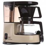 1015-03 Bg/br - Coffee Maker With Glass Jug