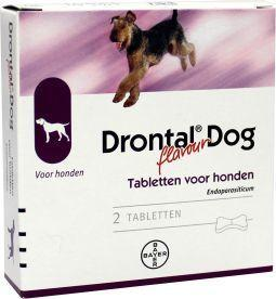 Dog Flavour Ontworming