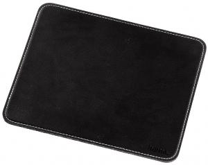 Hama Leather Look Mouse Pad Black