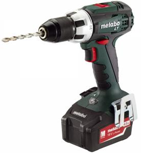 Metabo BS 18 LT Accuschroefboormachine V 4 Ah Li-ion Incl. 2 Acc