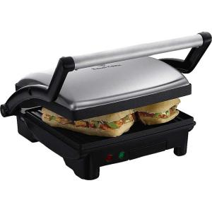 COOK@HOME 3-in-1 Panini Maker/grill 17888-56