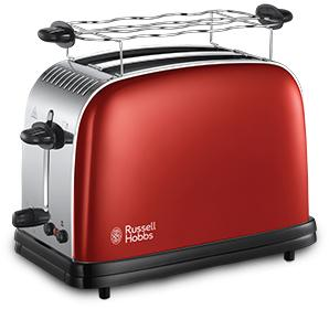 Russell Hobbs Toaster Flame Red 23330-56