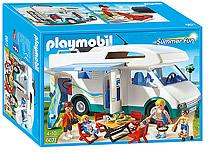 Playmobil 6671 Grote Familie-Camper