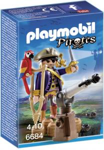 Playmobil 6684 Piratenkapitein E