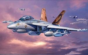 Revell Model Set - Ea-18g Growler