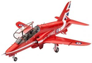 Revell Bouwdoos Bae Hawk Set Red Arrows 1:72