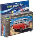 Revell Model Set VW T1 Samba Bus 1:24 67399