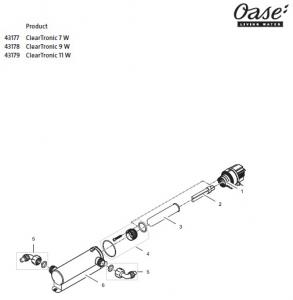 Oase Cleartronic 11 Watt
