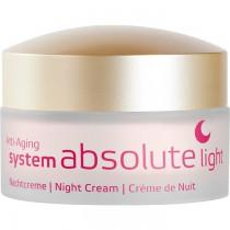 System Absolute Nacht Creme Light