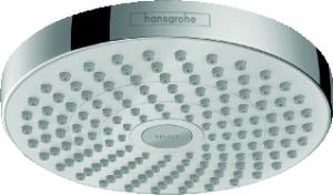 Hansgrohe Croma Select S 180 2jet Hoofddouche Wit-chroom (4011097741963)