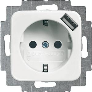 20 EUCBUSB-214 - Socket Outlet Receptacle