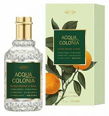 4711 Acqua Colonia Blood Orange And Basil Eau De Cologne Natural