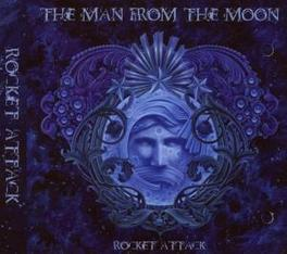 ROCKET ATTACK. Audio CD MAN FROM THE MOON