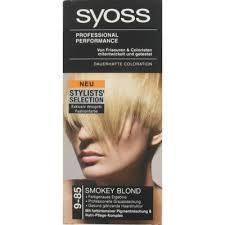 Syoss Professional Performance Haarverf Nr. 9-85 Smokey Blond