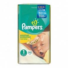 Pampers New Baby Newborn Urine Indicatie Maat 1 56st (4015400214786)
