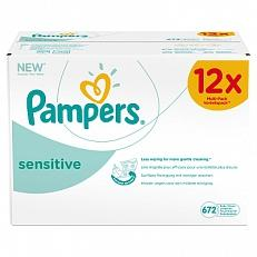 Pampers Billendoekjes Sensitive Navulling