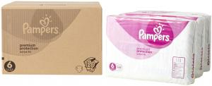 Pampers Luiers Active Fit Xl Maat-6 Maandbox