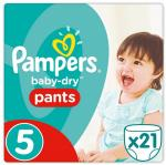 Pampers Baby Dry Junior S5 Pants 21st