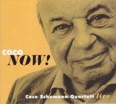 COCO NOW-COCO SCHUMANN QU LIVE. Audio CD