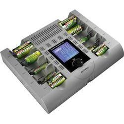 VOLTCRAFT Charge Manager CM2024 Batterijlader NiCd NiMH NiZn AAA (4016138952247)
