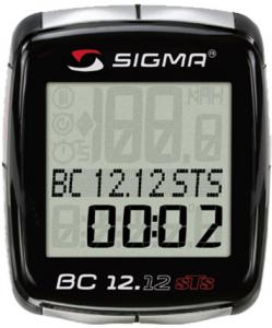Sigma Fietscomp BC1212 STS
