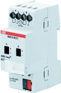 SA/S2.10.2.1 - Switch Actuator For Bus System 2-ch Special Offer