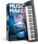 Magix Music Maker 2016 Control