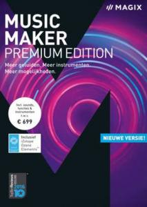 Magix Music Maker Premium 2018