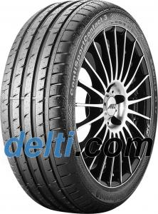 Continental SPORTCONTACT 3 205/45R17