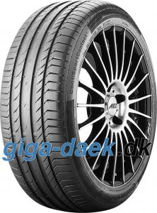 Continental SP.CONT.5 * SSR 225/40R19