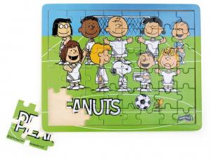 Small Foot Puzzel Peanuts Voetbal 48-delig