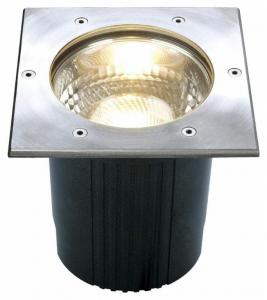 DM Lights Dasar 215 Uni SQ 229204 Inox