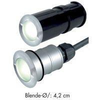 DM Lights Power Trail-light R 228337 Inox