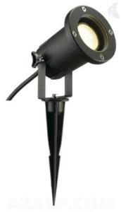 DM Lights Nautilus Spike XL 227410 Zwart
