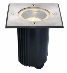 DM Lights Dasar 115 GU10 SQ 229324 Inox