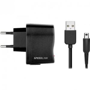 Speedlink Fuze USB Power Supply Zwart