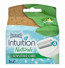 Wilkinson Sword Intuition Scheermesjes - Sensitive Care 6 Stuks