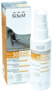 Eco Cosmetics Zonnebrand Olie Spray SPF30