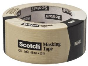 3M Scotch Afplaktape Basic 48 Mm X 50 M