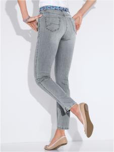 Slim Fit Jeans Model Mary Van Brax Feel Good Denim