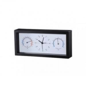 Hama 00123151 Thermo-/Hygrometer TH33-A Zwart