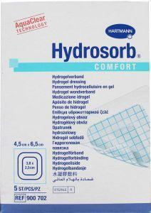 Hydrosorb Comfort Wondverband 4.5 X 6.5