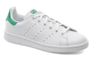Adidas Stan Smith M20605 Wit Groen-35.5 Maat 35.5