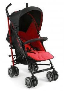 CHIC 4 BABY Buggy Lido Rood