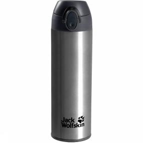 Jack Wolfskin Isolatiefles Thermolite Bottle 05 - Grijs