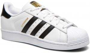 Adidas Superstar Originals C77124 Wit / Zwart Maat 37 1/3