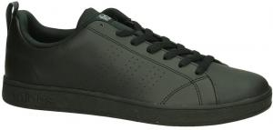 Zwarte Sneakers Adidas Advantage Clean