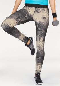 Adidas Performance Functionele Tights LONG TIGHT Q2 AOP