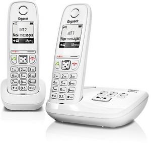 Gigaset AS405A Duo Telefoons